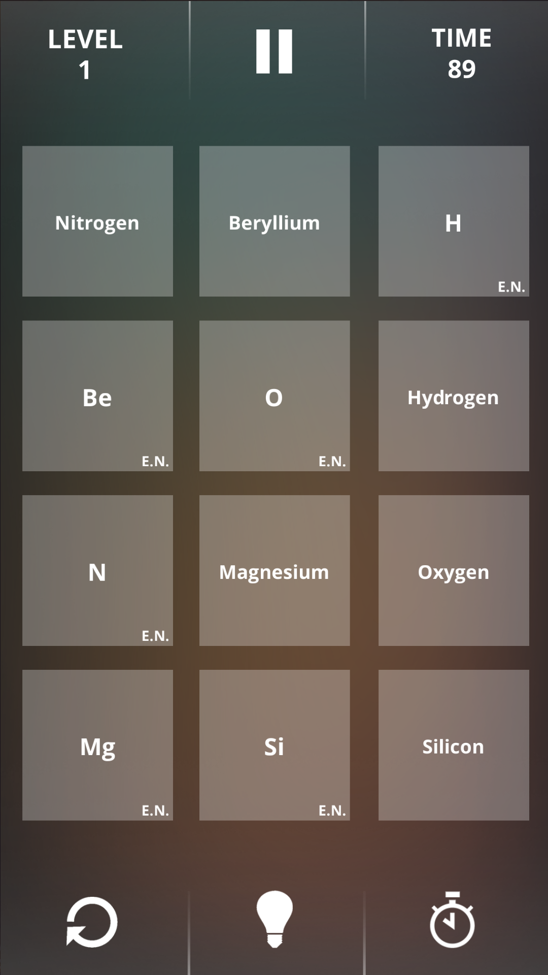 Cellec games periodic table this app is suitable for wide range of touch based devices please check descirption in respective app store for device and software compatibility urtaz Choice Image